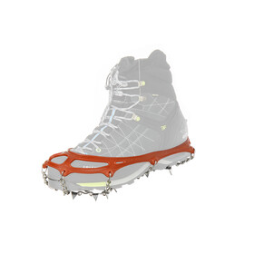 Snowline Spikes Chainsen Pro Grödel S orange